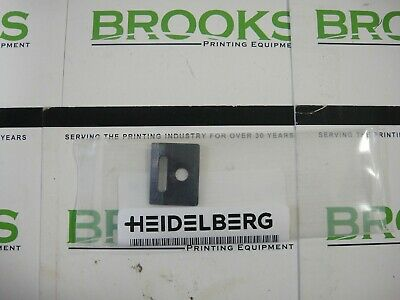 Heidelberg Qmtok Gripper Finger Part A4.011.03501