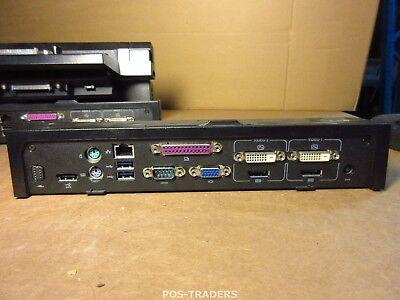 Dell 35RXK PR02X Latitude Precision E-Port Plus Dock Station/Replicator USB 3.0