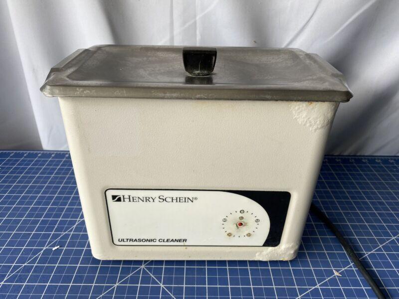 Henry Schein Ultrasonic Cleaner Model H