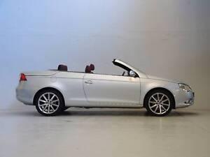 2007 Volkswagen Eos Convertible Luxury DIESEL