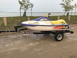 1994 Yamaha Waverunner with Trailer