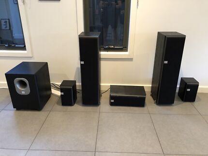 JBL 5.1 Balboa Speaker System