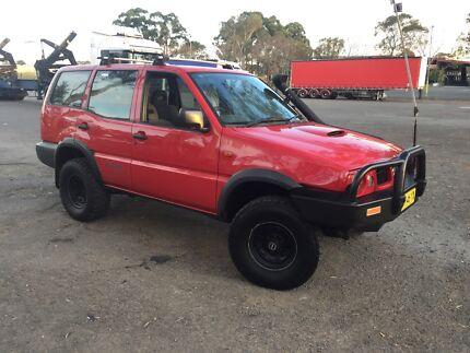 Nissan Terrano 2