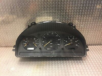 Mercedes ML W163 CDI Diesel Instrument Tachometer in mph 1635407711