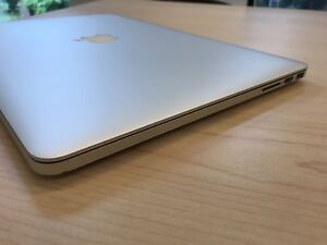 MacBook Pro 15 inch with Retina Display (late 2013)
