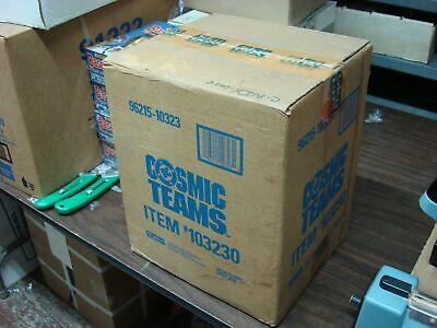 1993 COSMIC TEAMS DC COMICS SKYBOX SERIES 1 FACTORY SEALED CASE / UNOPENED