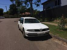2001 Mitsubishi Magna Wagon, WA REGO,AC, NRMA serviced, no issues Eastwood Ryde Area Preview