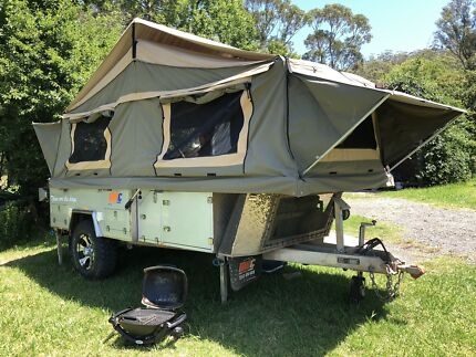 MDC Forward Folding Hard floor Camper Trailer Coogee Eastern Suburbs Preview