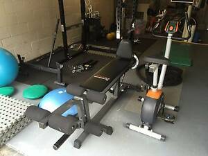 GYM EQUIPMENT FOR SALE (SEE INSIDE FOR PRICE DETAILS) Chermside Brisbane North East Preview