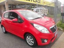 2011 Holden Barina Spark CD 5 Door Hatchback $5,950 / $33pw Wangara Wanneroo Area Preview