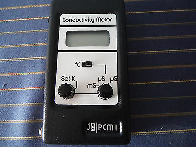 Jenway Digital Conductivity Meter Model Pcmi
