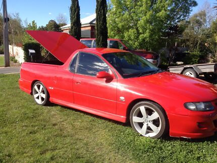 VU 2002 Series 2 SS Holden Ute Mount Barker Mount Barker Area Preview