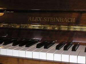Alex Steinbach Piano Lindisfarne Clarence Area Preview