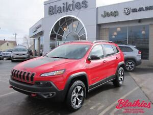 2017 Jeep Cherokee T Trailhawk | 4x4 | CLEAROUT! SAVE $$$ |