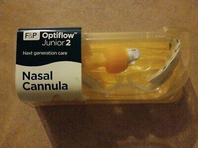 Fisher Paykel Optiflow Junior 2 Nasal Canula Pediatric Sz Medium