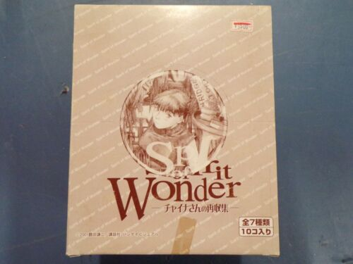 MISS CHINA / SPIRIT OF WONDER Trading Figure display box