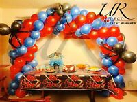 Balloons decorations for any party !!