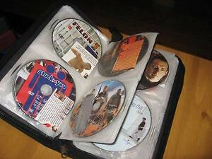 48 x Original Assorted DVD's Kingsley Joondalup Area Preview