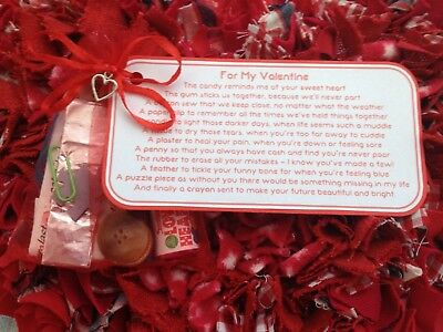 Valentine Present For Him Valentines Day Gift for Her Valentines novelty ()