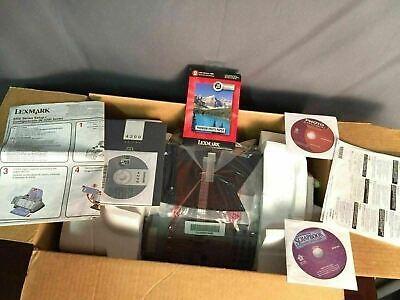 Lexmark 4200 Series All In One Scanner Printer Copier Telephone Fax Center