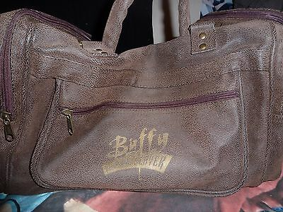 BUFFY THE VAMPIRE SLAYER. PROMOTIONAL CAST AND CREW ONLY BAG. VERY RARE.