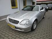 Mercedes-Benz SLK 200 Kompressor, Top Zustand