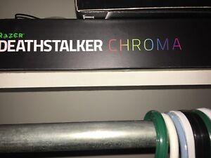 Razor death stalker chroma