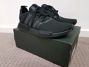 Triple Black NMD US10.5 Adelaide CBD Adelaide City Preview