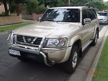 1999 Nissan Patrol Wagon Mitcham Whitehorse Area Preview
