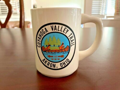 BOY SCOUTS OF AMERICA CUP - ORDER OF THE ARROW CUP, CUYAHOGA VALLEY TRAIL*OHIO