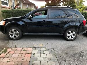 2007 Pontiac torrent leather 1700 first come first serve