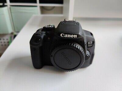 Canon EOS 700D SLR-Digitalkamera - Schwarz (Kit mit EF-S 18-55mm Objektiv)