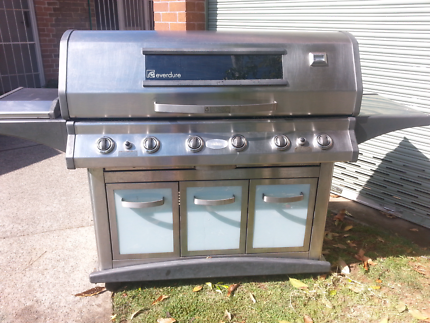 Barbque stainless steel