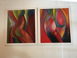Vibrant nudes on canvas Mount Barker Mount Barker Area Preview