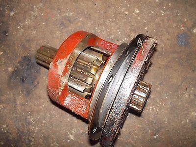 Farmall Sc C 200 230 Ih Ihc Transmission Drive Axle Inner Brake Gear Assembly