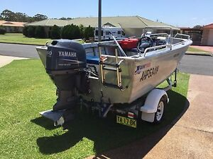 Boat 460 Quintrex Dory Tuncurry Great Lakes Area Preview