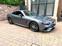Mercedes-Benz SL400 3.0 ( 367ps ) ( s/s ) Roadster 9G-Tronic Plus 2018.5MY AMG