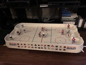 1990 Wayne Gretzky NHL AllStar Hockey Table Top Deluxe Edition
