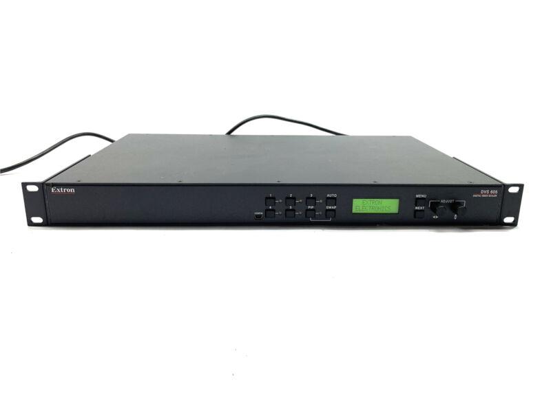 Extron DVS 605 Digital Video Scaler VGA/HDMI
