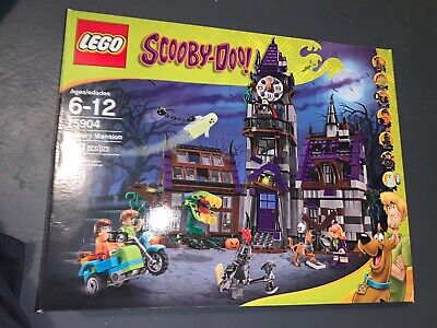 LEGO Scooby-Doo Mystery Mansion (75904) Retired Set, Sealed, Brand New