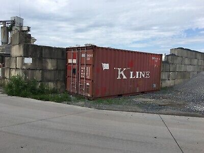 20x8 Kline Heavy Steel Storage Container For Rent In Lansdale Pa Rental Only