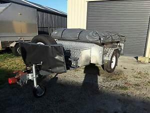 PMX Camper Trailer Milpara Albany Area Preview