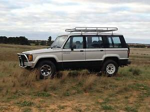 1986 Holden Jackaroo Wagon Crafers West Adelaide Hills Preview