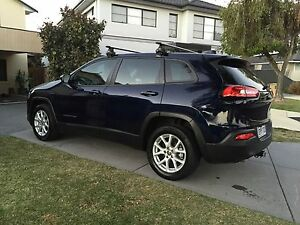 2014 Jeep Cherokee Wagon Wembley Cambridge Area Preview