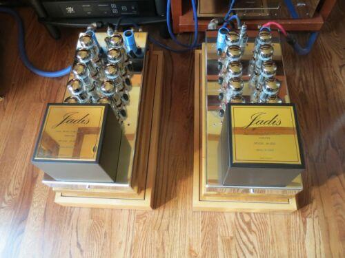 Jadis JA-200 Power Amplifier--Excellent