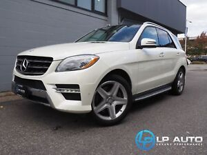 2013 Mercedes-Benz M-Class ML 350 4MATIC! Lease and Finance Avai