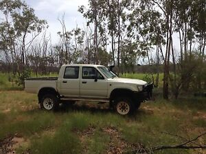 1996 Toyota Hilux Ute Derby West Kimberley Preview