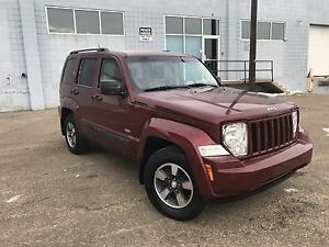 2008 Jeep Liberty North Edition