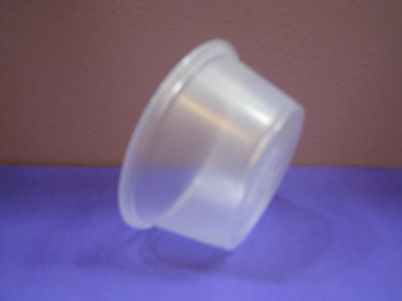 Dart Souffle Cups 3 1/4oz. plastic portions cups 100 No Lids FREE SHIPPING
