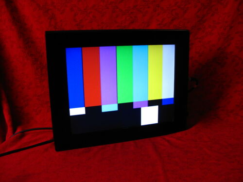 AUTOSCRIPT LED 15 TFT +PLUS+ IN EXCELLENT CONDITION TELEPROMPTER MONITOR